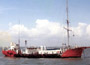 Zendschip MV Mi Amigo van Radio Caroline South in de 60's