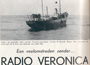 Radio Veronica in Wereldkroniek 1961