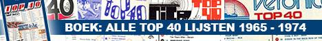 Veronica Top 40, alle gedrukte exemplaren 1965 - 1974