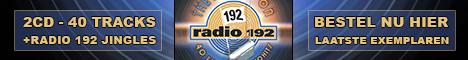 Bestel hier de Radio 192 CD