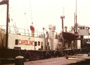 MV Mi Amigo in Zaandam in 1972